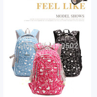abs middle - Backpack bag of primary and middle school for female students