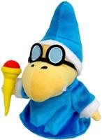 al por mayor mario kamek felpa-Al por mayor-1pc nuevo azul Super Mario Bros muñeca de la felpa suave del juguete de regalo-Kamek Magikoopa 7
