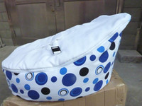 Wholesale baby seat doomoo baby beanbag