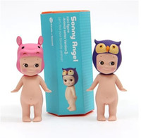 Wholesale Hot sale Japan new and original sonny angel animal series version blind packing doll
