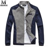 varsity jacket - New College Baseball Jackets Men Sportswear Varsity Jaqueta Spring And Autumn Coats Color Size M XXXL