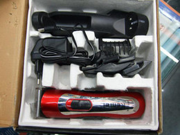 Wholesale Professional hair clipper Cordless trimmer Barber clipper Salon moving blade color W