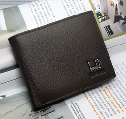Wholesale Carteira Masculina Horse Imperial Male Wallets Casual Wallet Cowhide Purse Wallet Men A005