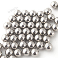 Wholesale tradefun mm Durable Stainless Steel Balls For Bike Bearing Slingshot Catapult Hot