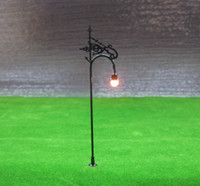 Wholesale R2 Model Railway Lamppost Lamps Street Lights HO Scale cm V New