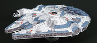 Wholesale New Arrived Star Wars Millennium Falcon Paper Model Ship Kid s DIY toy Intellectual Resources Part