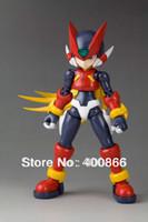 Wholesale Self assambled Kit STK MODEL Megaman Rock man Zero GBA Version