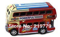 Wholesale designs Double Decker Bus DIY Handmade D Paper Puzzle models amp building Kits Children Learning amp Education Toys