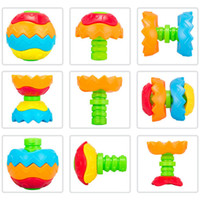 Wholesale simple box Transformation fitness Ball Baby educational building block Toys Magic Cubes brinquedos puzzles for children