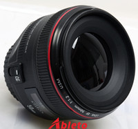 Wholesale Ableto Dummy camera lens as same canon EF50mm f L USM This is not a working Camera lens it is a model only Shop Displays