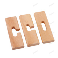 Wholesale Professional dollarine DIY Wooden Child Intelligence Education Puzzle Lock Toy Christmas Gift Save up to Brand New