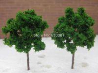 Wholesale D7035 Scale Train Layout Set Model Trees N HO cm
