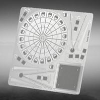 Wholesale DIY model building Metallic Nano Puzzle DIY D Ferris Wheel Laser Cut Models