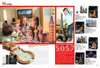 Wholesale Totre Dame De Paris D puzzles DIY world s great architecture G168