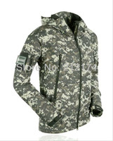 acu coat - ACU Camo Men Hunting Camping Waterproof Coats Jacket Hoodie Hot