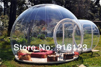 Wholesale inflatable bubble camping tent inflatable clear tent inflatable bubble tent