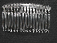 Wholesale Teeth Plastic Hair Combs for Fascinators and Millinery