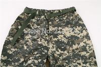 al por mayor pantalones acu-Doble propósito secado rápido transpirable pantalones de pesca al por mayor nueva llegada de los hombres Pantalones ACU Camo