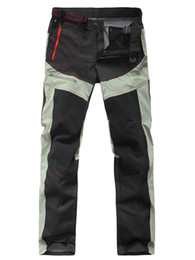 Wholesale-free shipping Quick-drying pants male multi pocket trousers 2015 outdoor breathable sports running professional hiking quick
