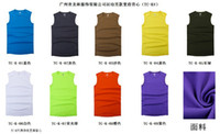 almighty clothing - Man clothing Quick drying vest wide shoulder sleeveless outdoor clothing fitness running male almighty jersey moisture wicking