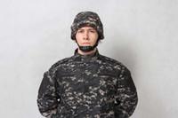 acu digital uniform - SWAT Digital Urban Camo ACU Uniform Shirt Pants S XXL free ship