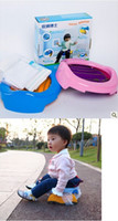 baby car chairs - baby potty chairs Portable child toilet folding child zuopianqi travel car baby toilet