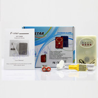 Cheap Wholesale-3-in-1 Bedwetting Alarm + Nocturnal Enuresis + Alert Wet Diaper Detector 1PC FREE SHIPPING EC077