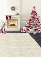 Wholesale CM CM backgrounds Zebra stove Christmas gifts photography backdrops photo LK