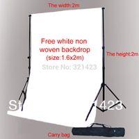 Wholesale NEW PHOTOGRAPHIC x2m Photo Studio Background Support