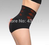Wholesale Postpartum Abdomen Panties Women High Waist Seamless Slimming Body Tummy Control Shaper Underwear