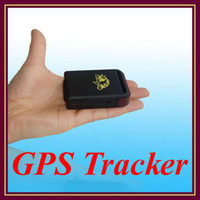 Wholesale CHpost GPS tracker GSM GPRS SIM card Tracking Vehicle Personal TK102 RW G001