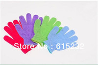 nylon bath glove - Cloth Mitt Exfoliating Face or Body Bath Scrub Moisturizing gloves nylon bath gloves bathing