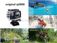 Wholesale digital camera original SJ4000 profissional underwater Waterproof go pro camera P full hd Wide Angle