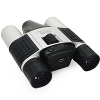 Wholesale MP x25 Zoom Digital Camera Binoculars Telescope Video Recorder Camcorder DV amp Drop Shipping