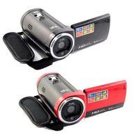 Wholesale HD P MP Digital Camera Professional TFT LCD Photo Camera x Digital ZOOM Digital Cameras included li ion