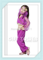 arabian clothes - Arabian princess dress Children s Day Halloween Cosplay Clothing Children Theatrical Costume Female