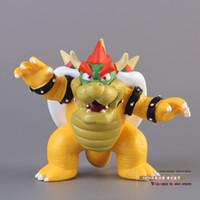 Wholesale Super Mario Bros Bowser PVC Action Figure Model Toy SMFG230