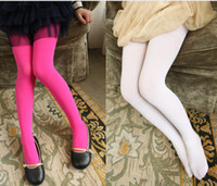 bamboo baby leggings - candy color children s pantyhose dance leggings for girls baby kids velvet pantyhose girls dress leggings