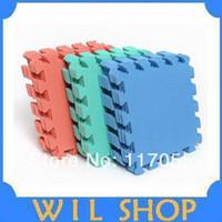 floor tile - Brand New Interlocking Puzzle Floor Foam pads Gym Mats Thick Squares Tile Kids Play Yoga Mats