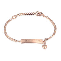 baby bangle heart bracelet - Fashion Baby Girls K Gold Plated Bracelets Bangles Heart Charms Muslim Children Gift Kids Jewelry Baby Accessories