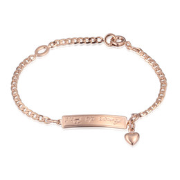Wholesale Fashion Baby Girls K Gold Plated Bracelets Bangles Heart Charms Muslim Children Gift Kids Jewelry Baby Accessories