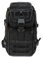ykk waterproof zipper - Top Quality Outdoor X7 Tactical Backpack PC Bags Hiking Camping Waterproof Backpack CORDURA NYLON YKK ZIPPER