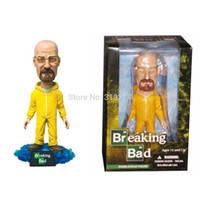 action figure buy - Buy two get one free Mezco Breaking Bad Heisenberg Walter White Bobble head cm quot Action Figure in Box