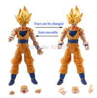 action figures batman lot - Dragonball Z Dragon ball DBZ Goku Piccolo Action Figure Toy Set Anime