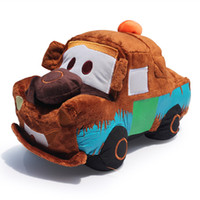 toy tow trucks - New Pixar Cars Tow Mater Truck Plush Doll Soft Toy inch cm Retail