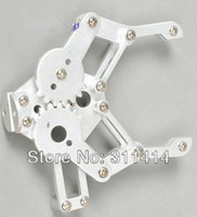 arm arduino compatible - set Metal Robotic Arm Gripper Robot Mechanical Claws Robot Accessories For Arduino Compatible with MG995 SG5010