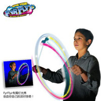 Wholesale The dream flywheel turn FYRFLYZ popular in Europe and the United States toy yo yo LED lights