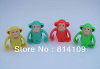 Wholesale Hot Wind up Toys Cute Clockwork toys Monkey Walk sideways Style Funny Classic Kids Toys