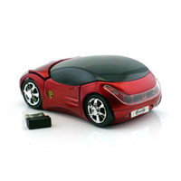 car shape wireless mouse - Sports Car Shape Wireless Mouse DPI Optical Gaming Mouse Mice Gift Computer Mouse