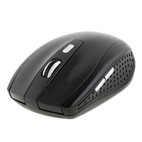 Wholesale Wireless Optical Mouse Black IN STOCK